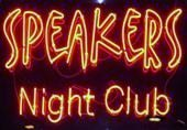 Speakers Night Club