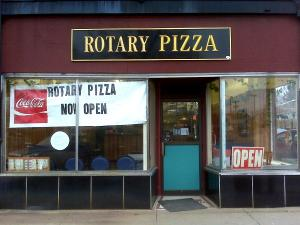 Rotary Pizza & Grille